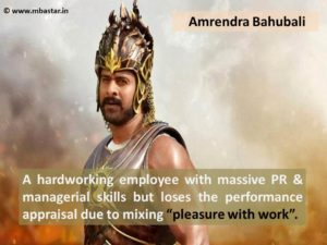 7 Bahubali Characters in your Office - MBA STAR-Career