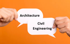 Difference between Architecture & Civil Engineering Course & Scope