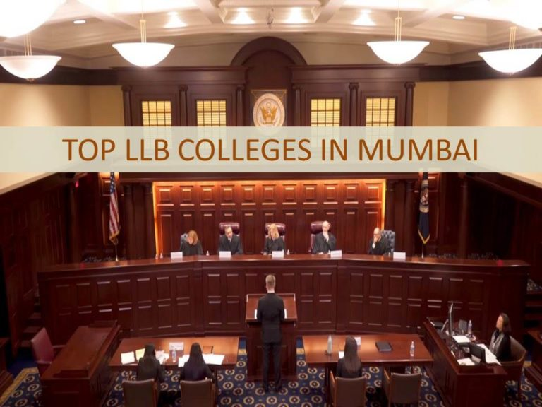 Best Law / LLB Colleges in Mumbai 2019